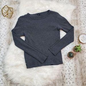 GAP Dark Gray Sweater XL EUC